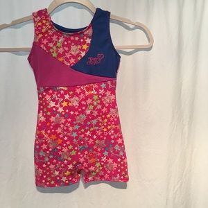 JoJo Siwa Leotard Dance Gymnastics Skating SZ 4/5